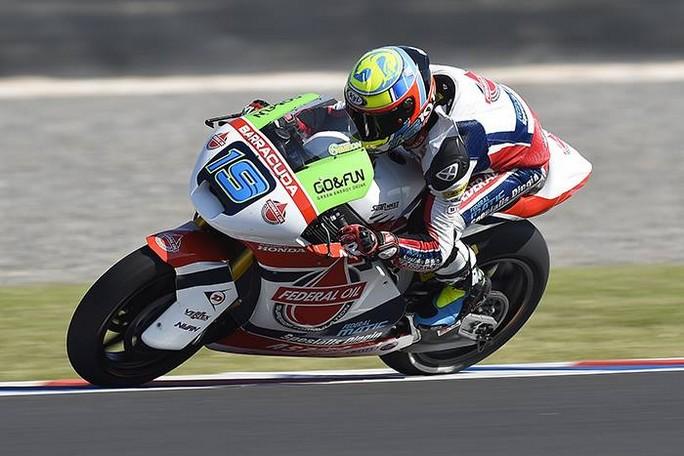 Moto2 Jerez, Prove Libere 2: Simeon davanti a Cortese, Corsi è settimo