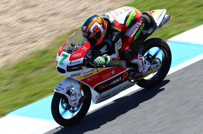 Moto3 Le Mans, Qualifiche: Pole per Efren Vazquez, Fenati è decimo