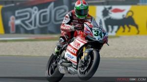 Superbike: Davide Giugliano conquista il miglior crono nelle FP2 di Misano