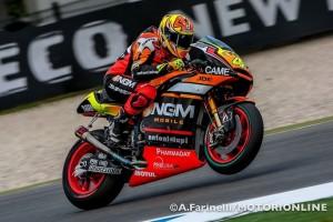 MotoGP Assen: Il meteo protagonista, Aleix Espargarò centra la prima pole per una Open, Rossi solo 12°