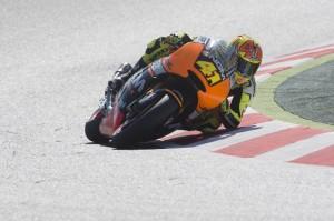 "MotoGP: Aleix Espargarò ""Sensazioni positive con il nuovo telaio"""