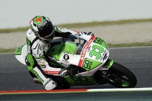 Moto3 Assen, Prove Libere 2: Bastianini al Top, Fenati è quinto