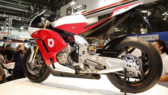 Bimota potrebbe correre nel campionato Superbike inglese nel 2015