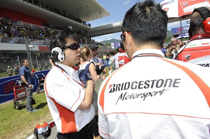 MotoGP: Assen, appuntamento storico per la Bridgestone