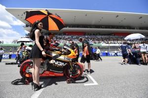 """Moto2 Catalunya: Simone Corsi """"Dobbiamo migliorare in qualifica, ma sono fiducioso"""""""