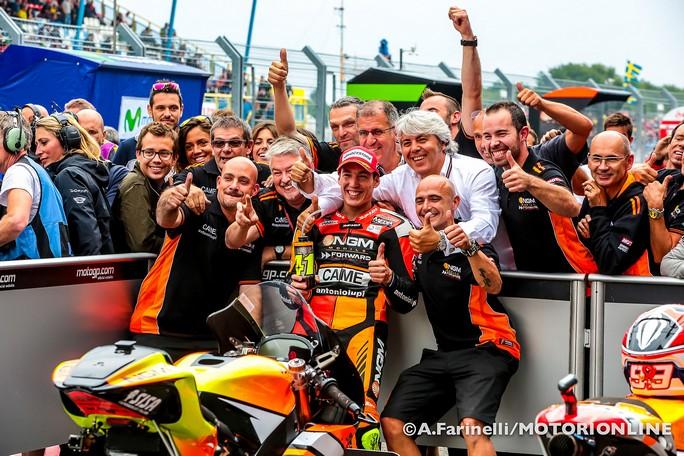 """MotoGP Assen: Aleix Espargarò """"Sono contentissimo, inseguivo la pole dal primo gran premio"""""""