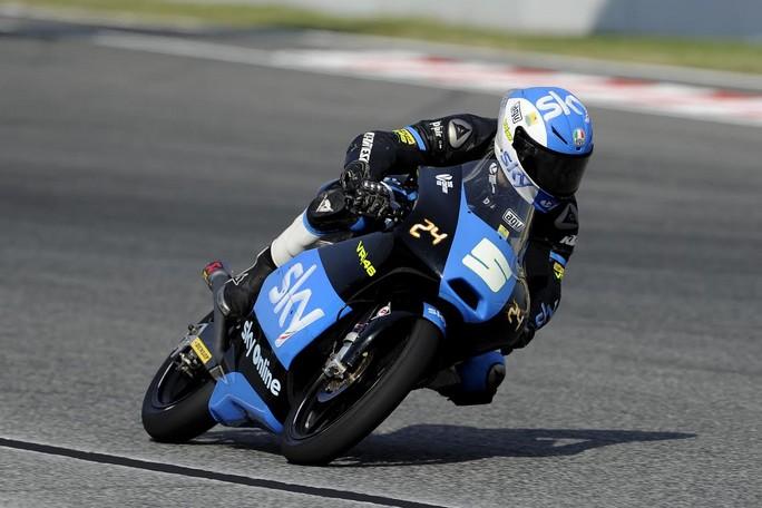"""Moto3 Catalunya: Romano Fenati """"Siamo sulla buona strada"""""""