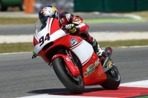 Moto2 Barcellona, Warm Up: Folger davanti a Rabat e Vinales