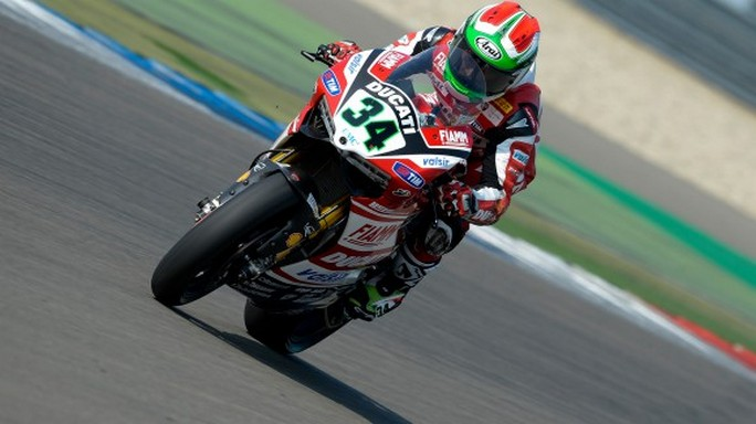 Superbike: Ducati fa il punto dopo il venerdì di prove libere