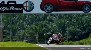 Superbike: Domenica difficile per il team Ducati a Sepang
