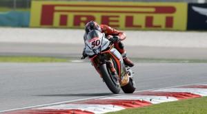 Superbike: Sylvain Guintoli fa segnare il miglior crono nelle seconde libere di Sepang