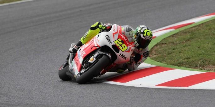 """MotoGP Test Barcellona: Andrea Iannone """"Riscontri positivi"""""""