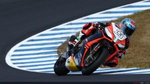 Superbike: Melandri segna il miglior tempo nelle prime libere di Misano