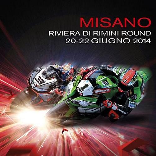 Superbike: Il Riviera di Rimini round si apre con una sfida in pedalò
