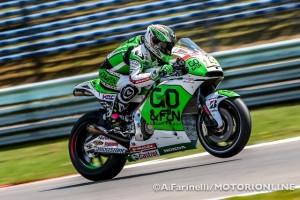 """MotoGP Assen, Qualifiche: Alvaro Bautista """"Giornata davvero strana, il traffico e la pioggia mi hanno bloccato"""""""