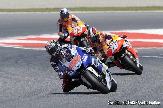 MotoGP: I numeri del GP di Catalunya