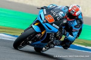 """MotoGP: Danilo Petrucci """"Sono veramente contento del lavoro di Aprilia e della squadra"""""""