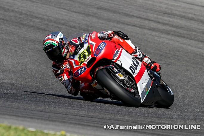 MotoGP: Michele Pirro wild card in Catalunya