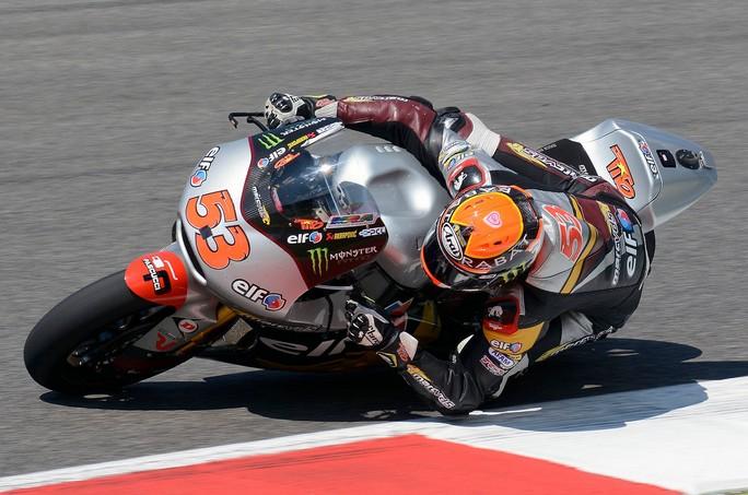 Moto2 Barcellona, Prove Libere 1: Rabat è il più veloce, Pasini è quarto