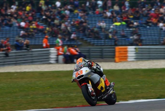 Moto2 Assen: Rabat fa suo anche il Warm Up, indietro gli italiani