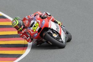"""MotoGP Sachsenring Cal Crutchlow: """"Sono deluso"""""""