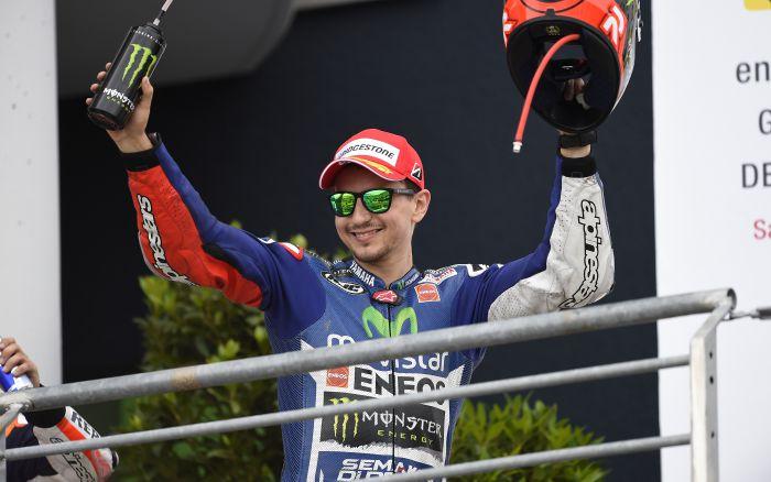 """MotoGP Sachsenring Jorge Lorenzo: """"Manca ancora un po' per lottare per la vittoria"""""""