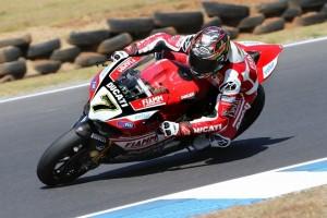Superbike: Chaz Davies vuole una vittoria per la Ducati