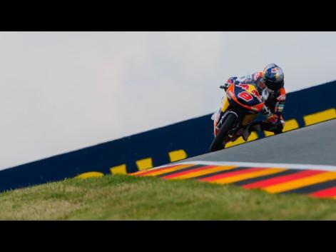 Moto3 Sachsenring, Prove Libere 1: Miglior tempo per Jack Miller