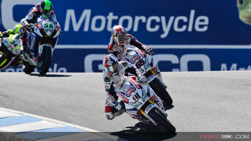 Superbike: Rea sale al terzo posto in classifica dopo Laguna