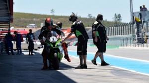 Superbike: Miglior tempo per Tom Sykes nella prima giornata dei test ufficiali
