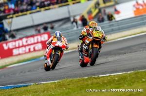 """MotoGP: Marc Marquez """"Date ad Aleix Espararò una moto ufficiale"""""""