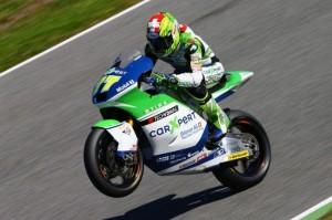 Moto2 Sachsenring: Primo successo in carriera per Aegerter, Corsi sul podio