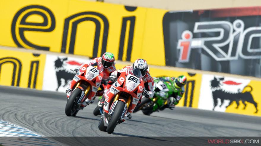 Superbike: Tra Iddon e Barrier solo un incidente di gara
