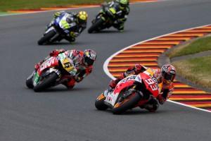 MotoGP: Sachsenring, uno dei circuiti più duri per la Bridgestone