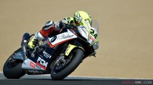 Superbike: Toni Elias credeva nel podio a Laguna Seca