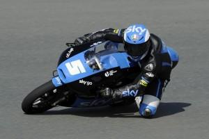 """Moto3 Sachsenring: Romano Fenati """"E' stato un sabato complicato, sarà una gara in salita"""""""