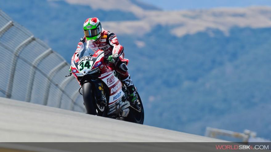 Superbike: Un round sotto le aspettative per il Ducati Superbike Team