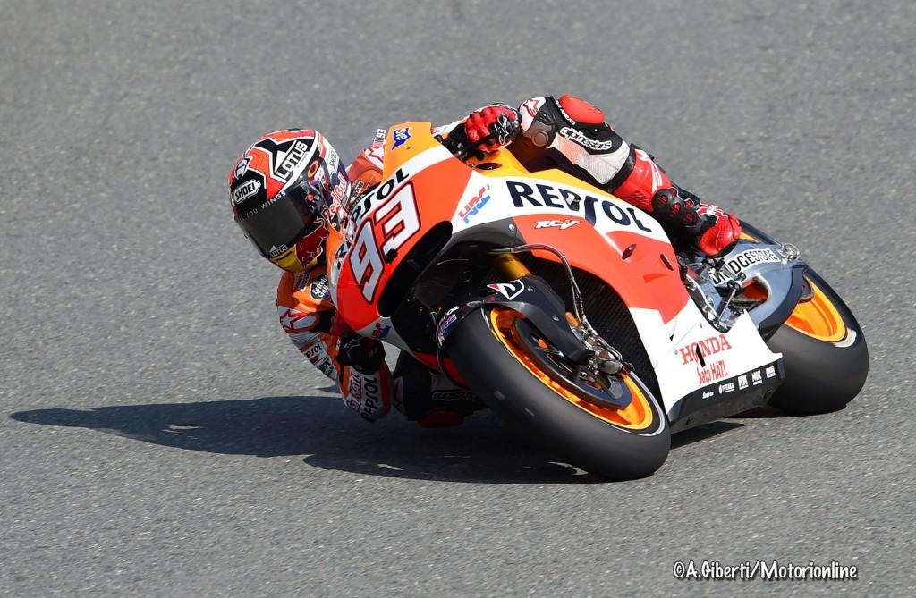 MotoGP Sachsenring: Marquez, pole con record, Rossi partirà dalla seconda fila