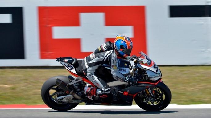 Superbike: Le prime libere di Portimao dicono Marco Melandri