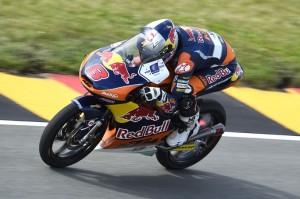 Moto3 Sachsenring, Prove Libere 3: Miller si conferma al comando, Antonelli è settimo