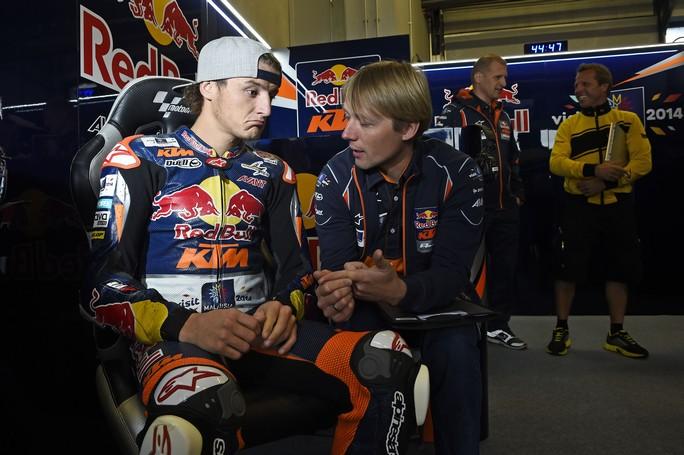 """Moto3: Marc VDS precisa """"Abbiamo un contratto con Jack Miller"""""""