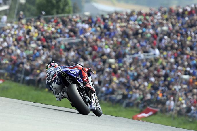 """MotoGP Sachsenring Jorge Lorenzo: """"Sarà una gara lunga, spero di riuscire a stare col gruppo di testa"""""""