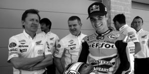 """MotoGP: Dani Pedrosa rinnova con la Honda per altri due anni """"Sono molto felice del rinnovo"""""""