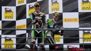 Superbike: Il Team Kawasaki sempre più leader