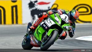 Superbike: Tom Sykes è davanti nelle ultime prove libere