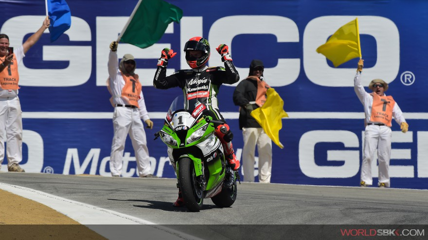 Superbike: Tom Sykes ancora saldamente in testa dopo Laguna