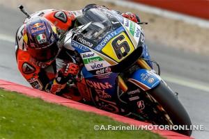 "MotoGP Siverstone, Prove Libere Stefan Bradl: ""Ci manca ancora qualcosina"""