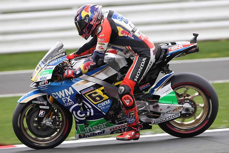 """MotoGP Silverstone Stefan Bradl: """"Tutto sommato è un buon risultato"""""""