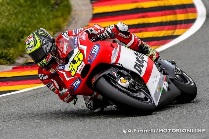 MotoGP: Per Crutchlow prima gara da separato in casa a Indianapolis