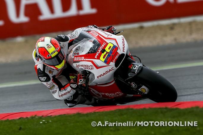 """MotoGP Silverstone: Yonny Hernandez """"E' il mio miglior risultato nella Top Class"""""""